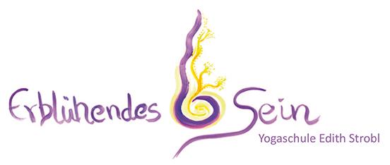 Yogaschule Erblühendes Sein Logo